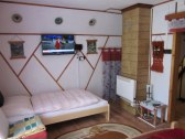 4-lôžková izba, 1. poschodie, TV