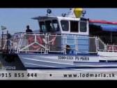 Liptovská Mara-plavba loďou