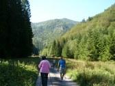 Čutkovskou dolinou 5 km