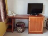 hotelová časť - izba