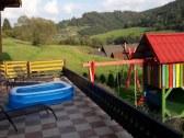 Bazén v lete pre deti