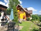 chata na slnecnom kopci