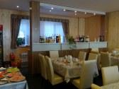 Penzión** Bonaparte, reštaurácia