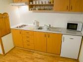 Kuchynka apartmán