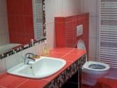 apartmán kúpeľna