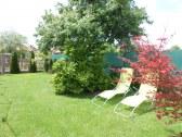 Relax na trávniku
