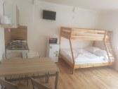malý apartmán A  pre 4 osoby