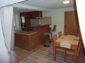 apartmán na prízemí
