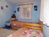 2-lôžková izba na poschodí s TV