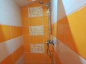 sprcha na prízemí