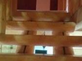 Vrchná časť schodiska