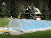 Moderná chata s bazénom v Malej Fatre - Belá - ZA #10