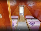 izba v podkroví - 2 postele
