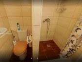 toaleta a sprcha