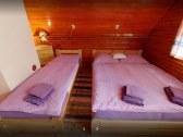izba č.1 - 3 postele