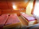 izba č. 2 - 3+1 postele