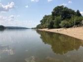 Pláže pri Dunaji iba 40m od chaty