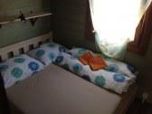 spálňa na prízemí