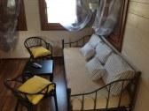 obývacia izba s kuch kútom