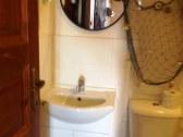 WC so sprchovacím kútom