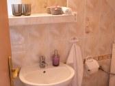Kúpeľňa v izbe č.1