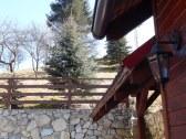 Pohľad - strecha terasy