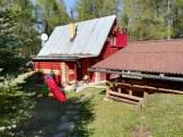Jar na chate Dubovica