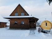 Chaty Liptov - drevenice - Liptovský Trnovec #31
