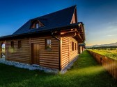 Chaty Liptov - drevenice - Liptovský Trnovec #23