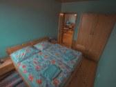 apartmán - spálňa 1