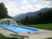 Chata s bazénom v Malej Fatre, v obci Belá - Terchová #4