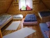 Izba s možnosťou 5 lôžok