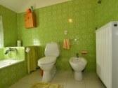 kúpelňa s bidetom