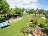 časť záhrady