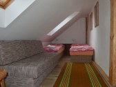 Izba č.6-Podkrovný apartmán