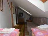 Izba č6-Podkrovný apartmán