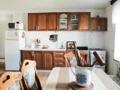 Kuchyňa v apartmáne