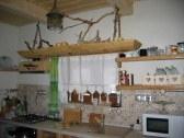 Kuchyňa a svetelný panel
