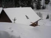 Útulná chata pod Čertovicou - Jarabá #15