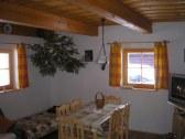 Útulná chata pod Čertovicou - Jarabá #7