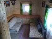 Spacia časť obývačky