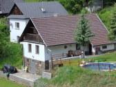 Chalupa s bazénom Čavoj - Čavoj #33