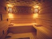 Fínska sauna