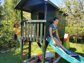 Vonkajši areál - detské ihrisko