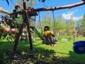 Vonkajší areál - detské ihrisko