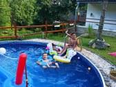 Chalupa s bazénom Čavoj - Čavoj #27