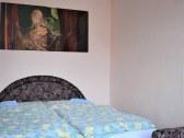 Spálňa v apartmáne č. 8