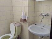 kúpeľňa v apartmáne č.9