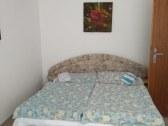spálňa v apartmáne č. 9