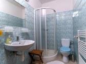 Apartmán č. 3 koupelna